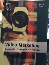 Video Marketing Buch Graap
