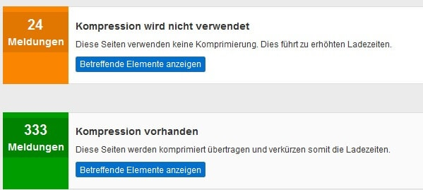 Pagerangers Server Kompression by seo-tech.de