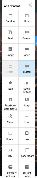 wishpond page builder elemente